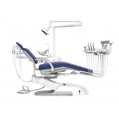 Фотография Ritter Ultimate Comfort - стоматологическая установка с нижней/верхней подачей инструментов   Ritter Concept GmbH (Германия)