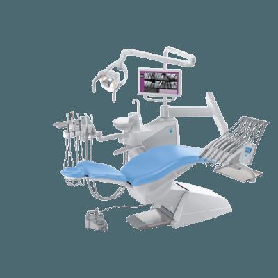 Фото - S200 International - стоматологическая установка с нижней подачей инструментов | Stern Weber (Италия)