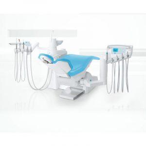 Фотография S200 International - стоматологическая установка с нижней подачей инструментов   Stern Weber (Италия)