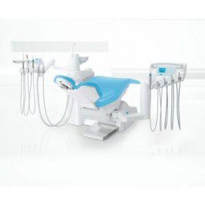 Фотография S220 TR International - стоматологическая установка с нижней подачей инструментов   Stern Weber (Италия)