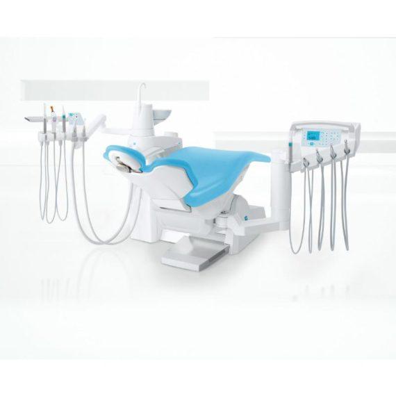 Фотография S200 International - стоматологическая установка с нижней подачей инструментов | Stern Weber (Италия)