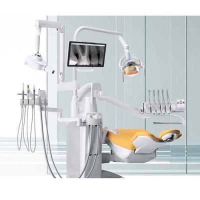Фотография S280 - стоматологическая установка с нижней/верхней подачей инструментов | Stern Weber (Италия)