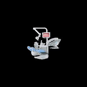Фотография S380 TRC Continental - стоматологическая установка с нижней подачей инструментов   Stern Weber (Италия)