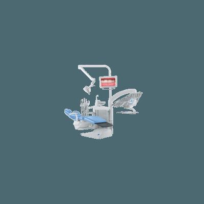 Фотография S380 TRC Continental - стоматологическая установка с нижней подачей инструментов | Stern Weber (Италия)
