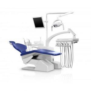 Фотография Siger S30 - стоматологическая установка с нижней подачей инструментов | Siger (Китай)