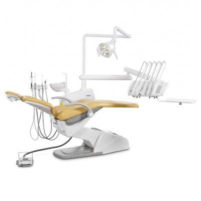 Фотография Siger U100 - стоматологическая установка с верхней подачей инструментов| Siger (Китай)