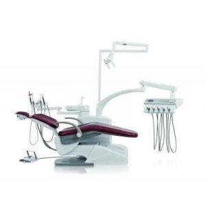 Фотография Siger S60 - стоматологическая установка с нижней подачей инструментов| Siger (Китай)