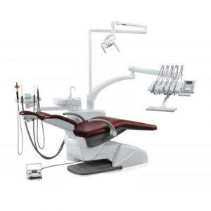 Фотография Siger S90 - стоматологическая установка с верхней подачей инструментов | Siger (Китай)
