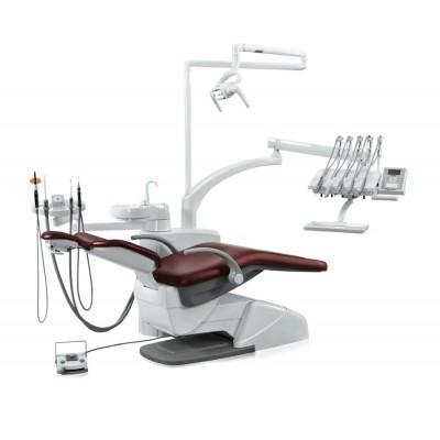 Фотография Siger S90 - стоматологическая установка с верхней подачей инструментов   Siger (Китай)