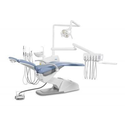 Фотография Siger U100 - стоматологическая установка с нижней подачей инструментов| Siger (Китай)
