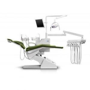 Фотография Siger U200 SE - стоматологическая установка с нижней подачей инструментов | Siger (Китай)
