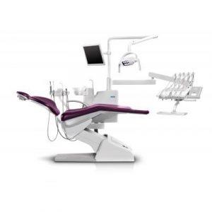 Фотография Siger U200 SE - стоматологическая установка с верхней подачей инструментов | Siger (Китай)