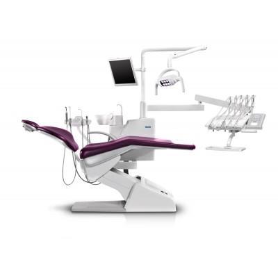 Фотография Siger U200 SE - стоматологическая установка с верхней подачей инструментов   Siger (Китай)