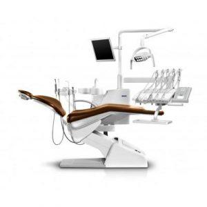 Фотография Siger U200 - стоматологическая установка с верхней подачей инструментов