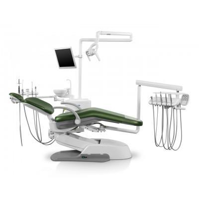 Фотография Siger U500 - стоматологическая установка с нижней подачей инструментов