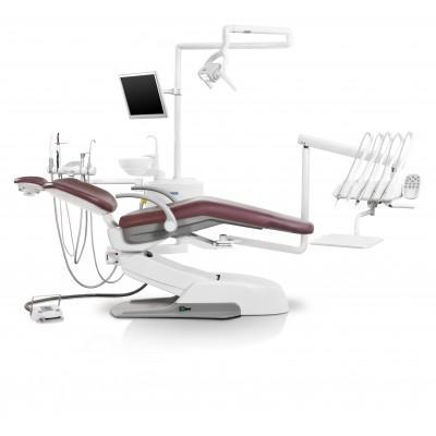 Фотография Siger U500 - стоматологическая установка с верхней подачей инструментов