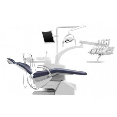 Фотография Siger S30 - стоматологическая установка с верхней подачей инструментов  Siger (Китай)