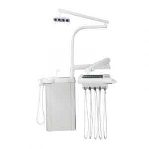 Фотография Stomadent GLANC - стоматологическая установка с нижней подачей инструментов | Stomadent (Словакия)