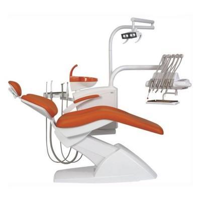 Фотография Stomadent IMPULS S100 NEO - стационарная стоматологическая установка с нижней/верхней подачей инструментов