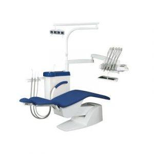 Фотография Stomadent IMPULS S100 - стоматологическая установка с нижней/верхней подачей инструментов | Stomadent (Словакия)