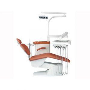 Фотография Stomadent IMPULS S200 - стационарная стоматологическая установка с нижней/верхней подачей инструментов | Stomadent (Словакия)