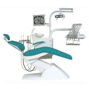 Фотография Stomadent IMPULS S300 NEO - стационарная стоматологическая установка с нижней/верхней подачей инструментов