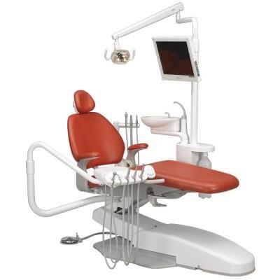 Фотография Performer Special - стоматологическая установка с нижней подачей инструментов   A-dec Inc. (США)
