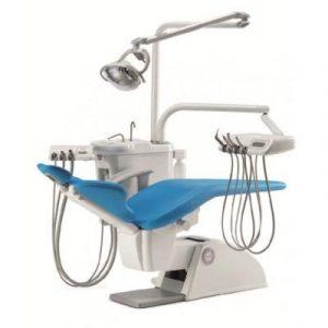Фотография Tempo 9 ELX - стоматологическая установка с нижней подачей инструментов | OMS (Италия)