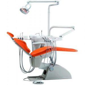 Фотография Tempo PX New - стоматологическая установка с нижней подачей инструментов | OMS (Италия)