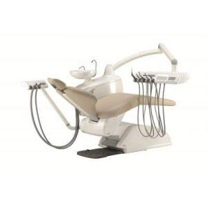 Фотография Universal C Carving - стоматологическая установка с нижней подачей инструментов | OMS (Италия)