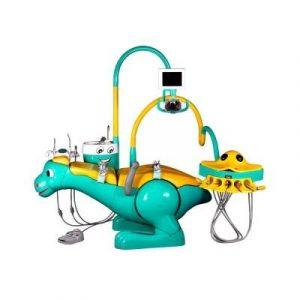 Фотография Valencia 03 M3 - детскаястоматологическая установка с нижней подачей инструментов