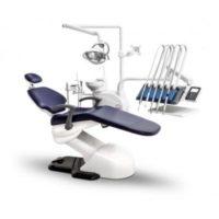 Фотография WOD550 - стоматологическая установка с верхней подачей инструментов | Woson (Китай)