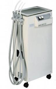 Фотография Aspi-Jet 7 – Автономный аспиратор стоматологический мобильный влажного типа | Cattani (Италия)