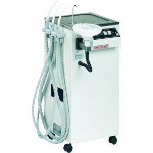Фотография Aspi-Jet 9 – Стоматологический мобильный аспиратор с плевательницей