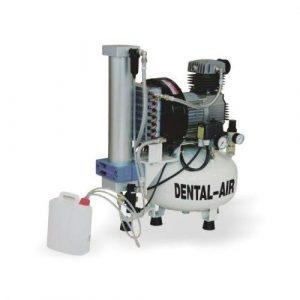 Фотография Dental Air 2/24/57 - безмасляный воздушный компрессор на 2 установки