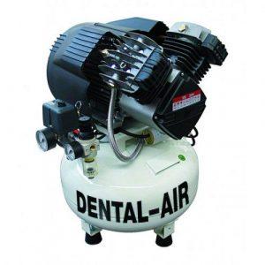 Фотография Dental Air 3/24/5 - безмасляный воздушный компрессор на 3 установки