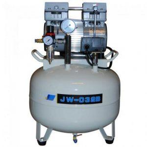 Фотография JW-032B - безмасляный компрессор для одной стоматологической установки