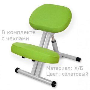 Фотография Smartstool KM01L с чехлом — металлический коленный стул