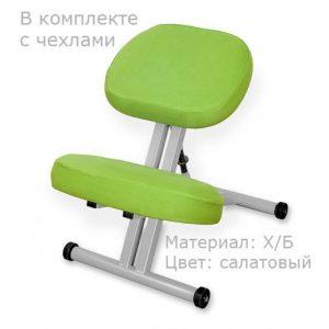 Фотография Smartstool KM01 с чехлом — металлический коленный стул