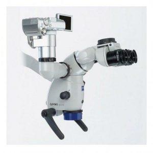 Фотография OPMI pico Standart - стоматологический операционный микроскоп в комплектации Standart   Carl Zeiss (Германия)