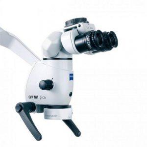 Фотография OPMI pico dent LED - стоматологический операционный микроскоп со светодиодным освещением   Carl Zeiss (Германия)