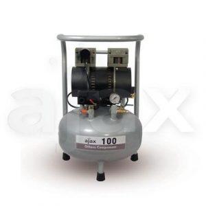 Фотография Ajax 100 - безмасляный компрессор для одной стоматологической установки