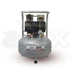 Фотография Ajax 200 - безмасляный компрессор для одной стоматологической установки