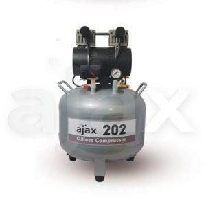 Фотография Ajax 220 - безмасляный компрессор для одной стоматологической установки