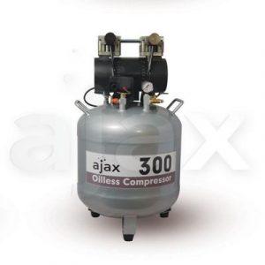 Фотография Ajax 300 - безмасляный компрессор для 2-х стоматологических установок