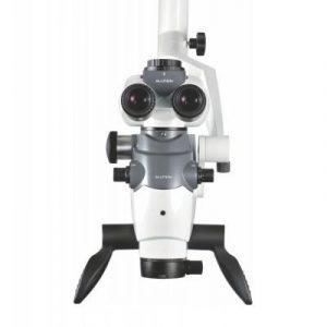 Фотография ALLTION AM-6000 - стоматологический операционный микроскоп с плавной регулировкой увеличения   Alltion (Китай)