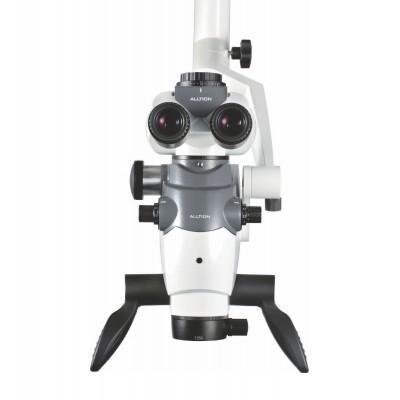 Фотография ALLTION AM-6000 - стоматологический операционный микроскоп с плавной регулировкой увеличения | Alltion (Китай)