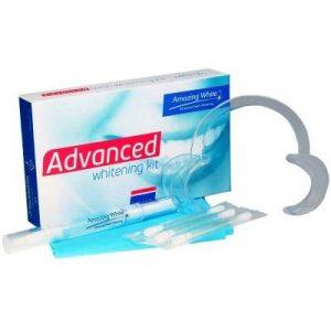 Фотография Amazing White Advanced 16% - набор для чувствительных зубов и экспресс отбеливания | Amazing White (США)
