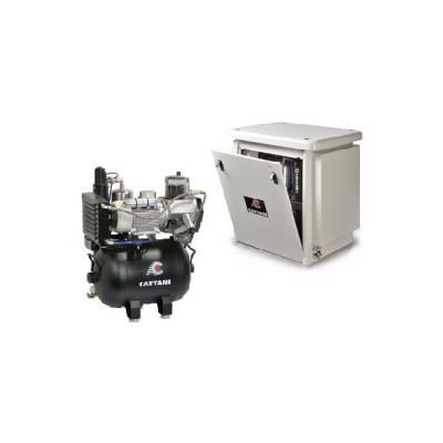 Фотография Cattani 45-238 - безмасляный компрессор для 3-х стоматологических установок