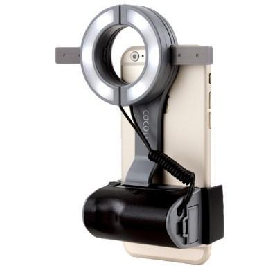 Фотография COCO Lux - устройство для мобильной дентальной фотографии
